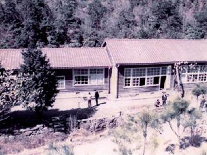 雪浦小学校久良木開拓分校として開校