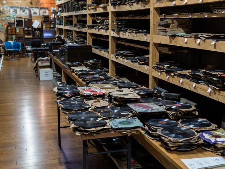 レコード所蔵品-3