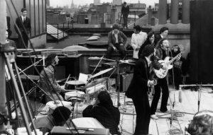 1969年1月30日 ロンドンでビート...