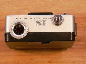 リコー オート ハーフ  SE 35mmハーフサイズ